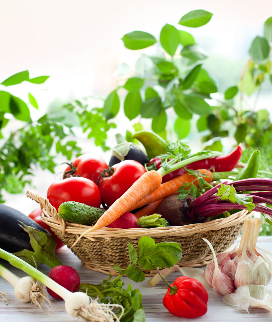 Grønnsaker vitaminer og mineraler