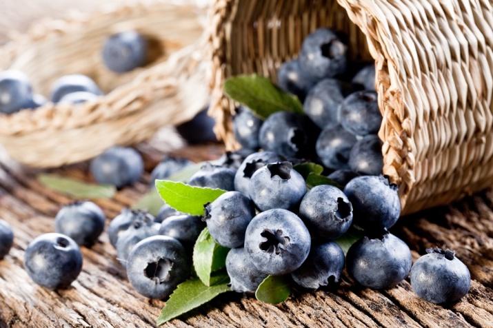 Blæbær har lav glykemisk indeks, er spesielt rike på antioksidanter og fiber