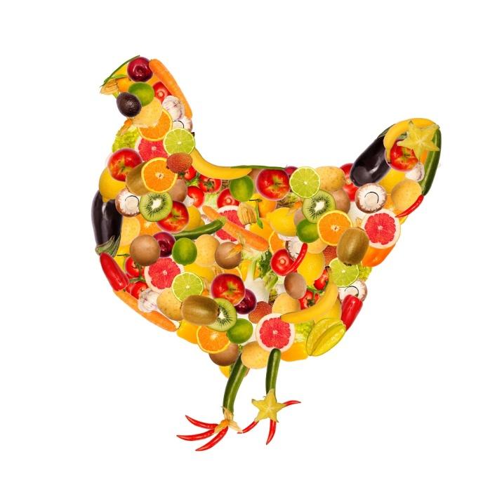 Bønner, kikerter og linser er sunnere enn kyllingkjøtt