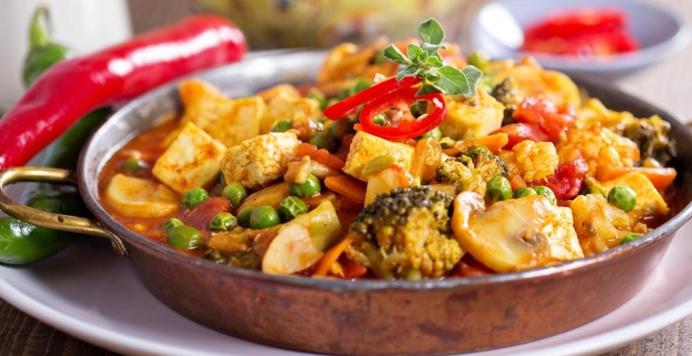 Mat fra planteriket er optimal kilde til jern, protein og andre næringsstoffer