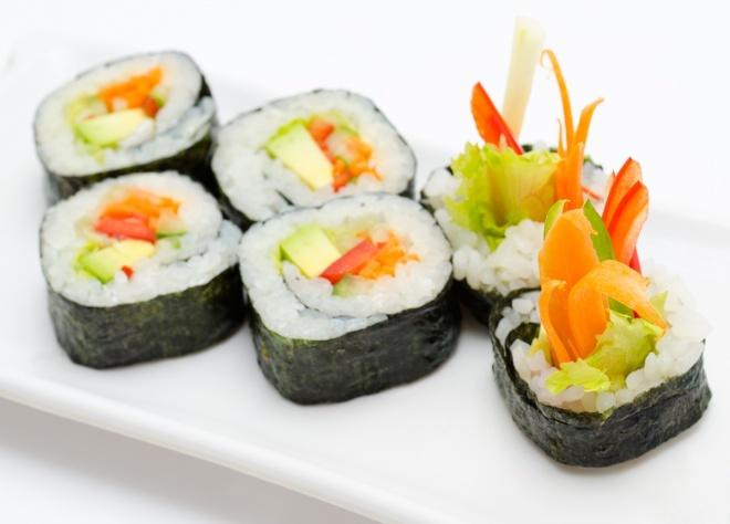 Sjøplanter som tang, tare o.a. er gode kilder til jod og andre sunne stoffer.