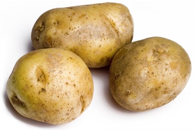 næringsstoffer i potet
