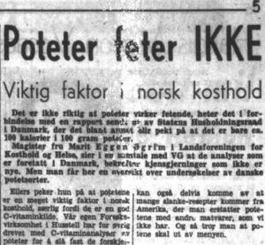 VG-oppslag, 1955