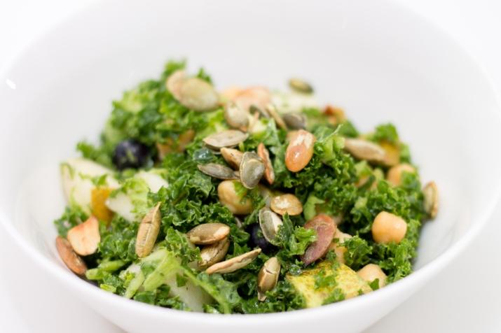 Grønnkål-næringsinnhold