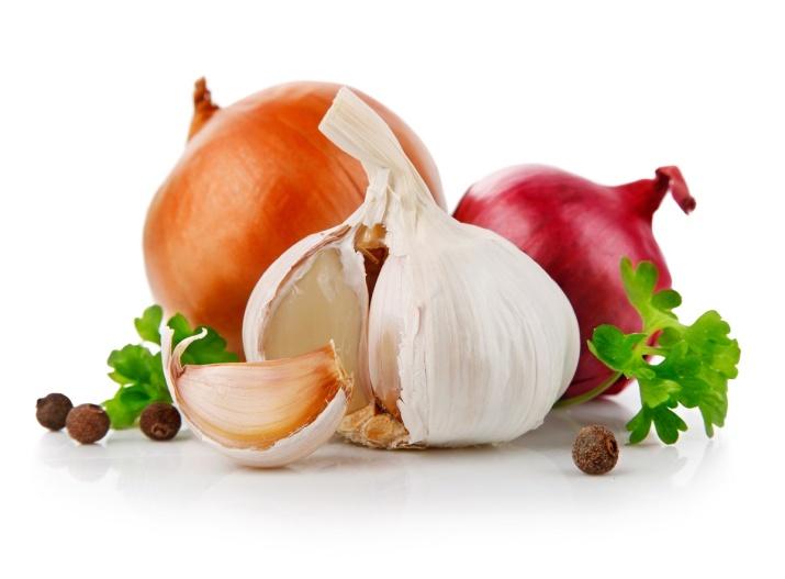 De som spiser hvitløk har sjeldnere kreft i magesekken