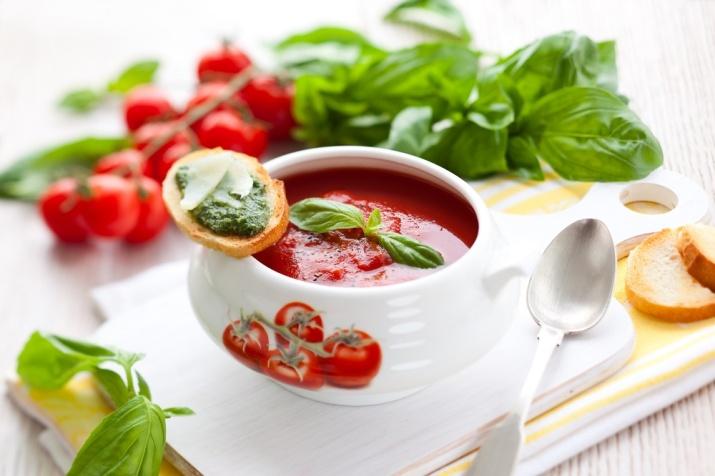 Vegetarianere spiser sunt og variert
