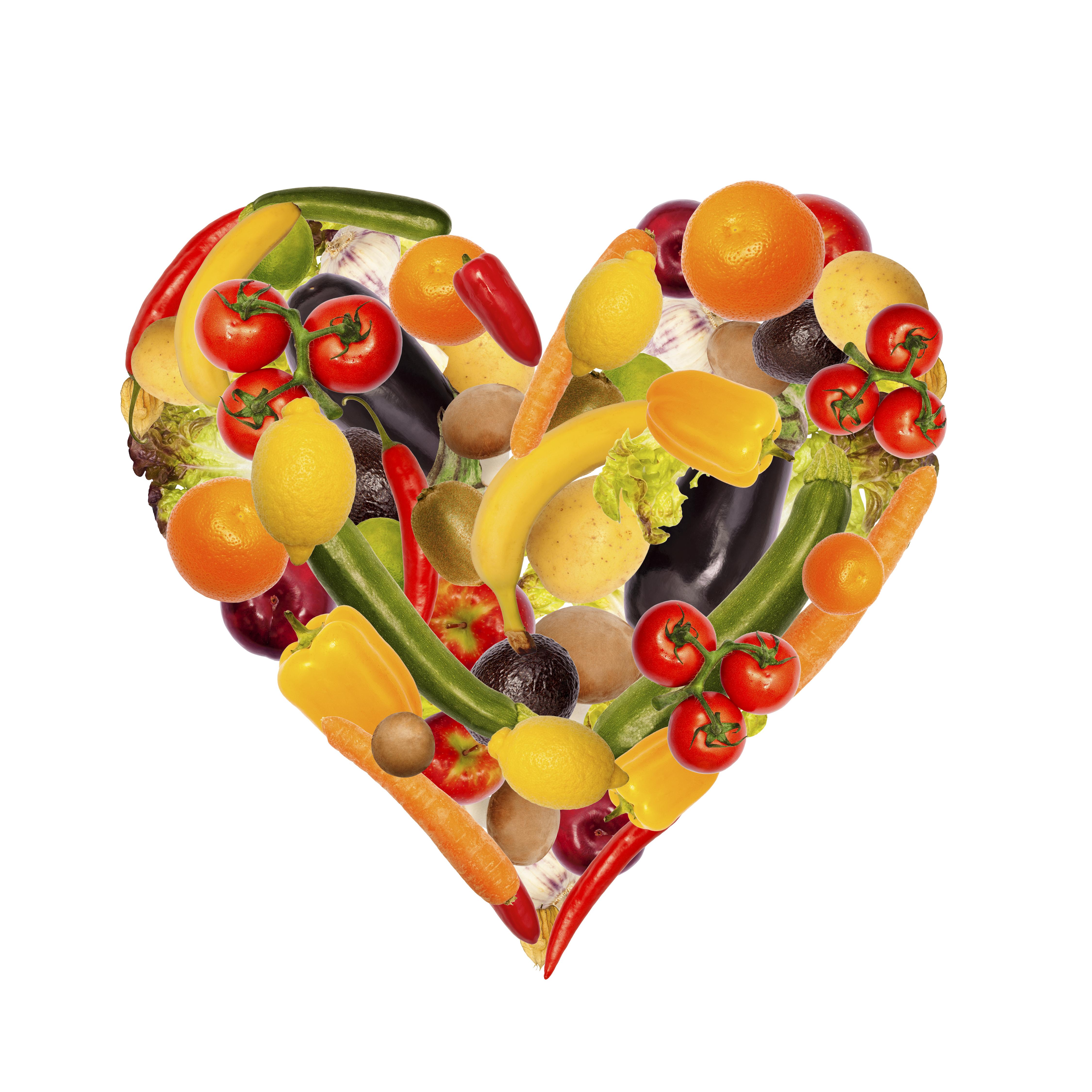 kosthold etter hjerteinfarkt