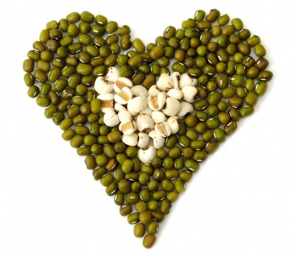 Bønner, linser og erter-sunn vekt
