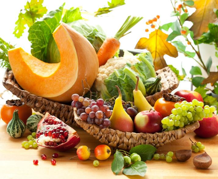 Frukt og grønt kan beskytte mot demens